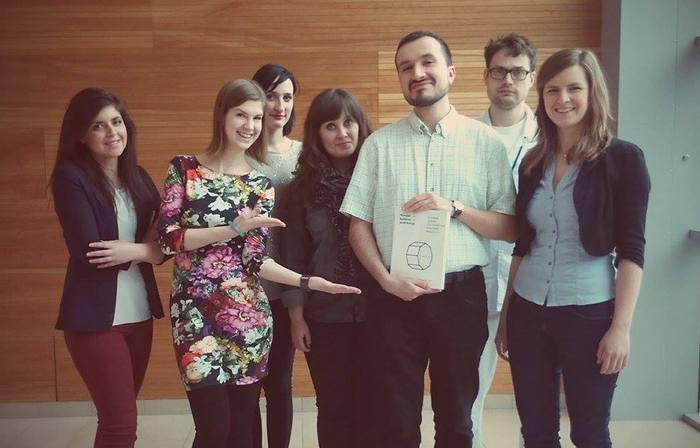 Członkowie projektu (fot. Agata Pakulniewicz)